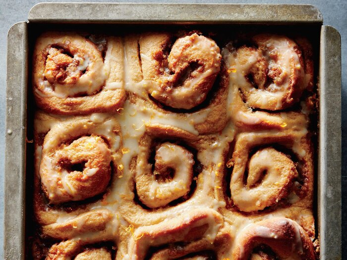Cinnamon Orange Pinwheels