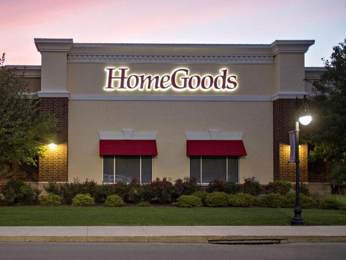 HomeGoods Store. Two Stores Where You Might Never Think to Shop for Healthy Food