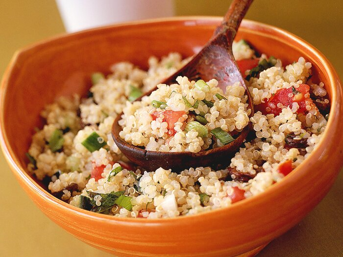 Cooking with quinoa 31 recipes cooking light quinoa tabbouleh recipe forumfinder Choice Image