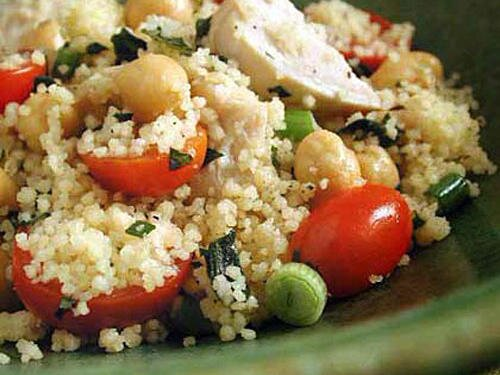 Couscous En Salad