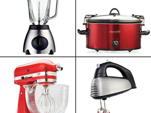 Small Kitchen Appliances - Cooking Light