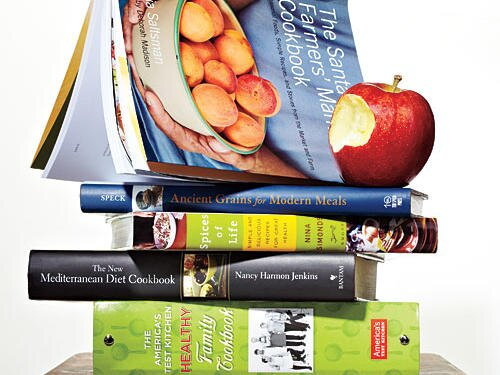 The best healthy cookbooks cooking light top 5 healthy cookbooks forumfinder Choice Image
