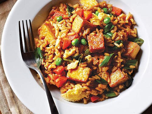 22 fried rice recipes cooking light tofu fried rice forumfinder Image collections