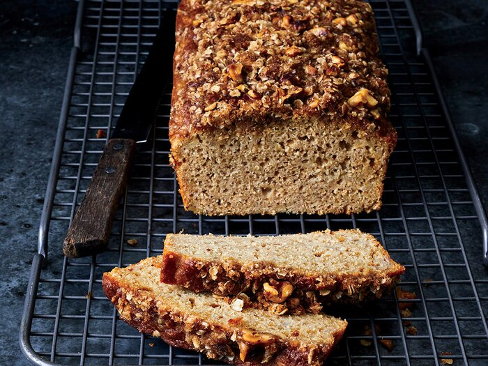The secret to our best banana walnut bread is the oil recipe banana walnut bread forumfinder Images