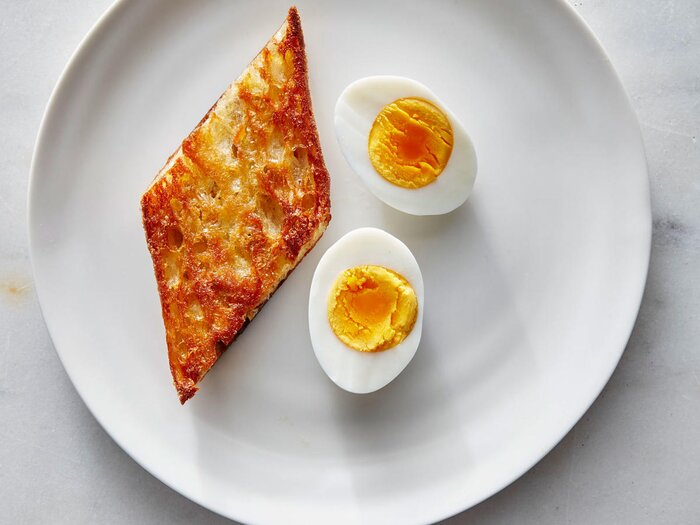 Healthy breakfasts you can make in your hotel room cooking light foolproof hard boiled eggs forumfinder Images