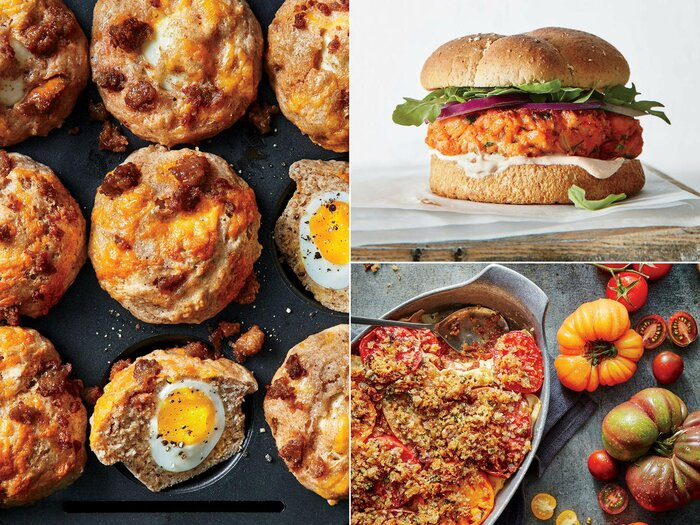 Get all of cooking lights 2017 recipes with our new cookbook cooking light annual recipes 2018 forumfinder Choice Image