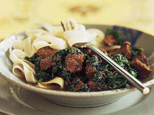 The four schools of chinese cooking cooking light cinnamon beef noodles forumfinder Images