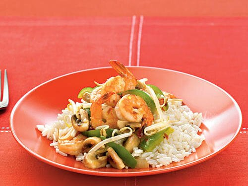 Menu navigator best and worst choices at a chinese restaurant shrimp with garlic sauce forumfinder Images