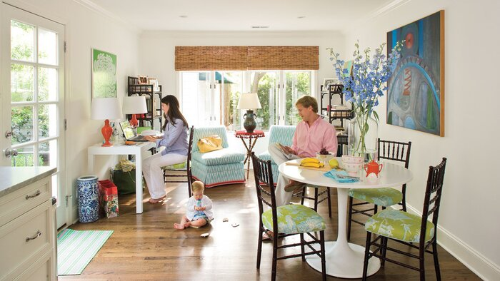 Interior Decorating Ideas Spicing Up The Traditional