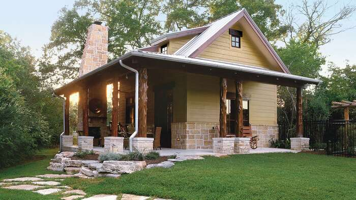 Cabins & Cottages Under 1,000 Square Feet - Southern Living