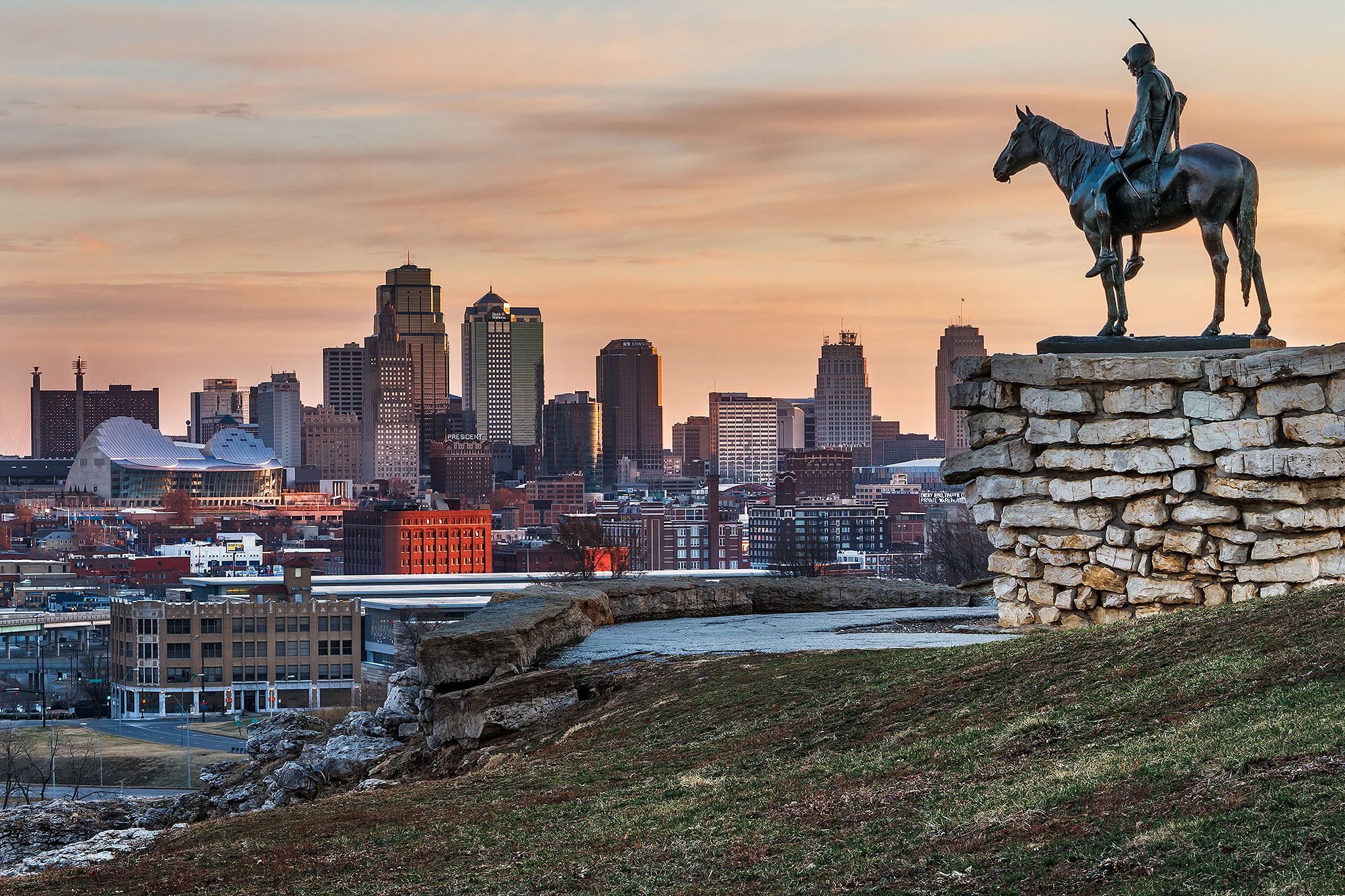 8. Kansas City, Missouri