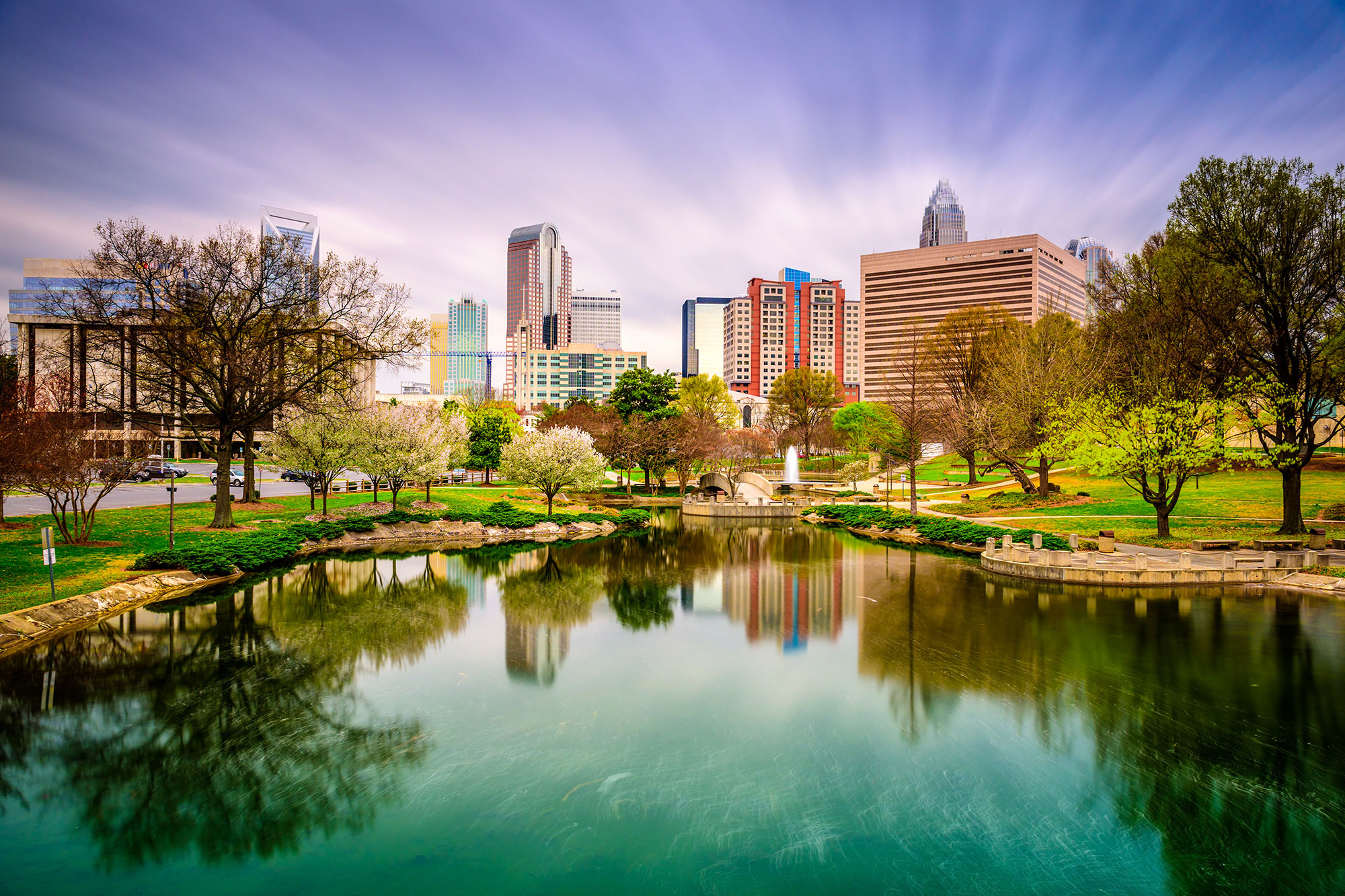 11. Charlotte, North Carolina