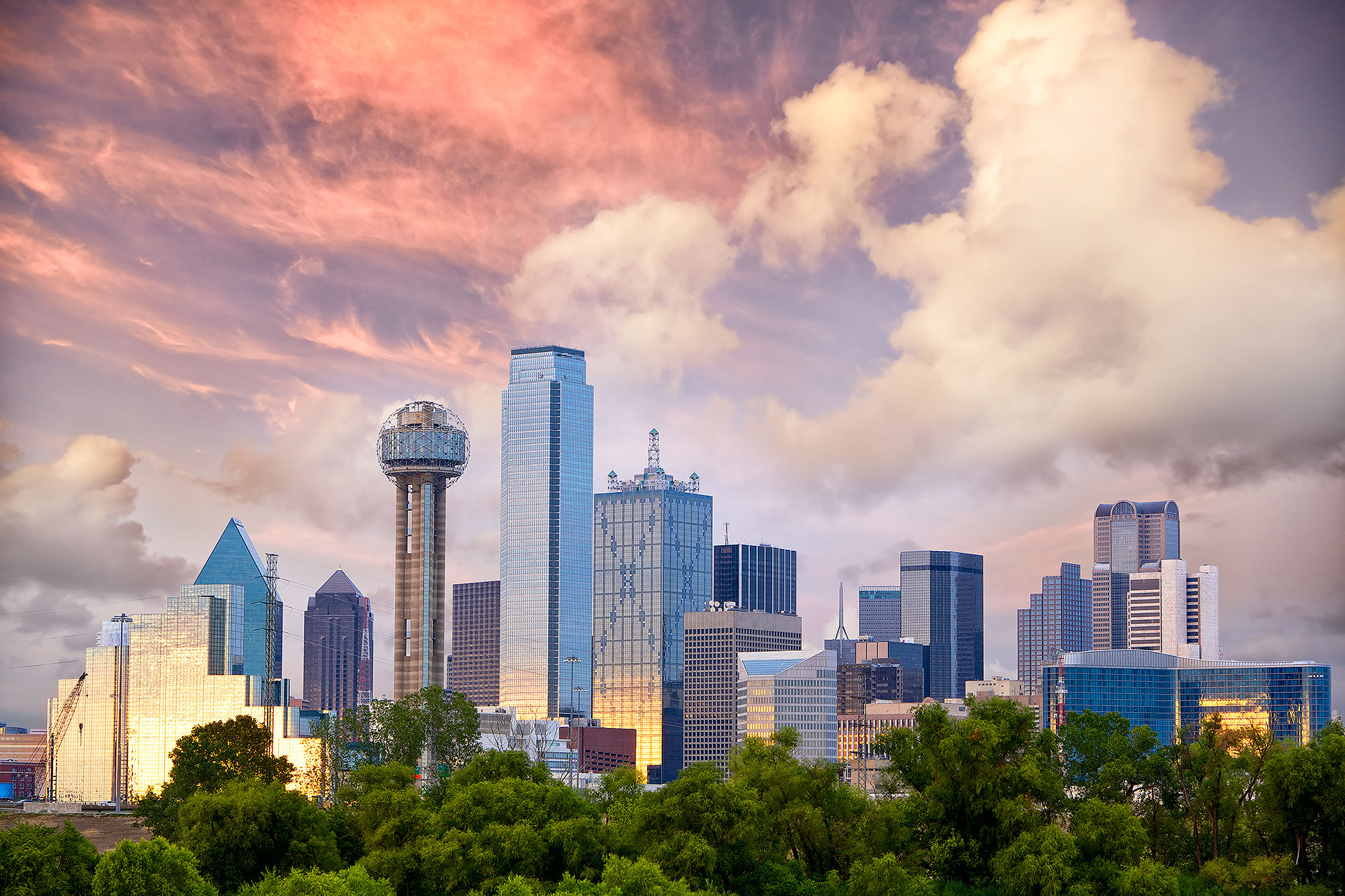 17. Dallas, Texas