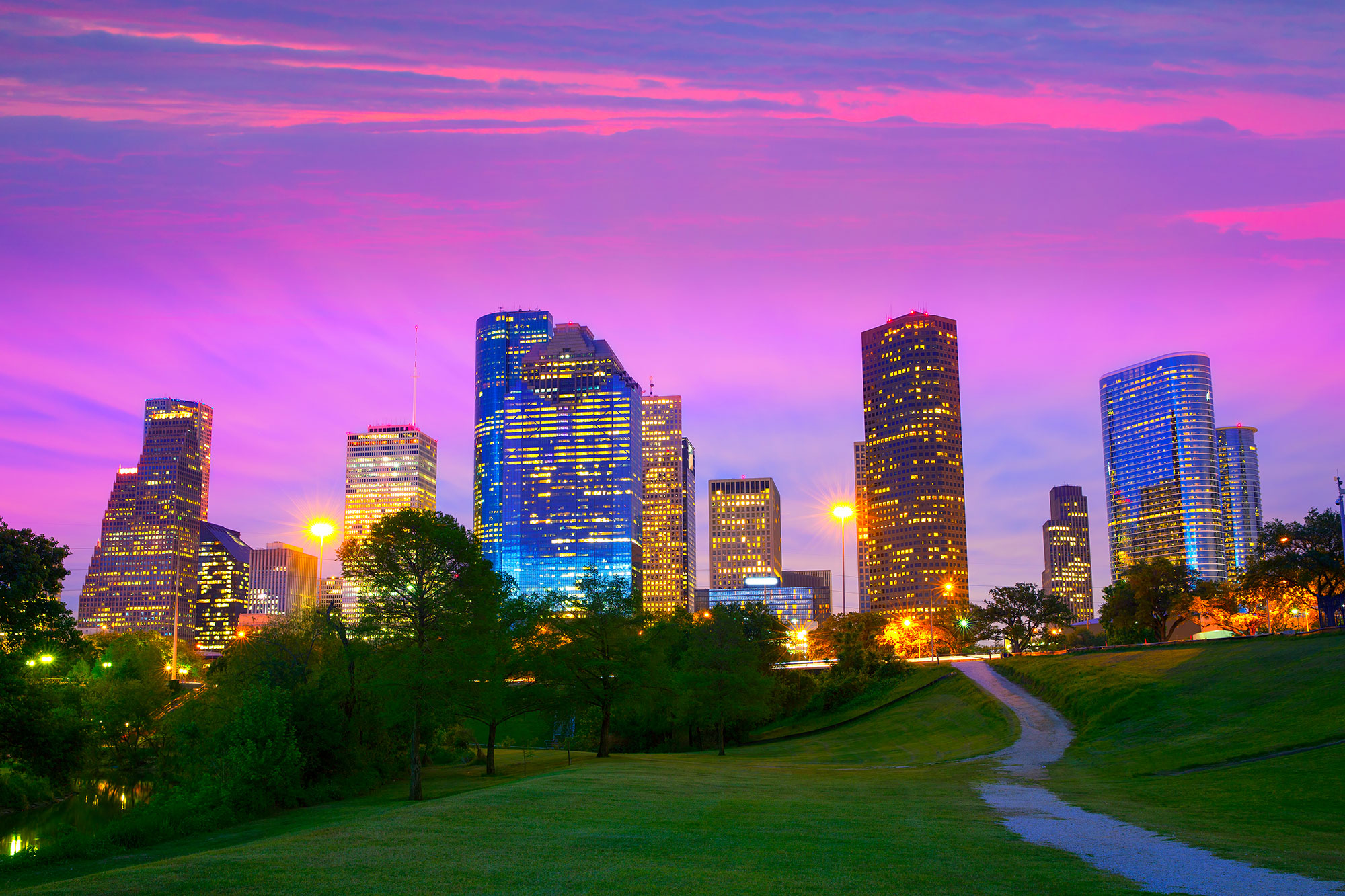 18. Houston, Texas