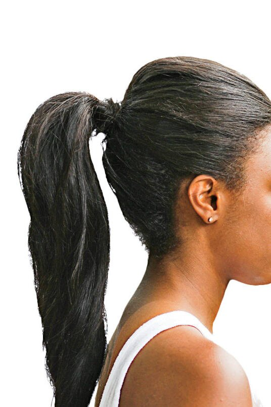 The only updo hairstyles youll ever need southern living southern ponytail pmusecretfo Image collections