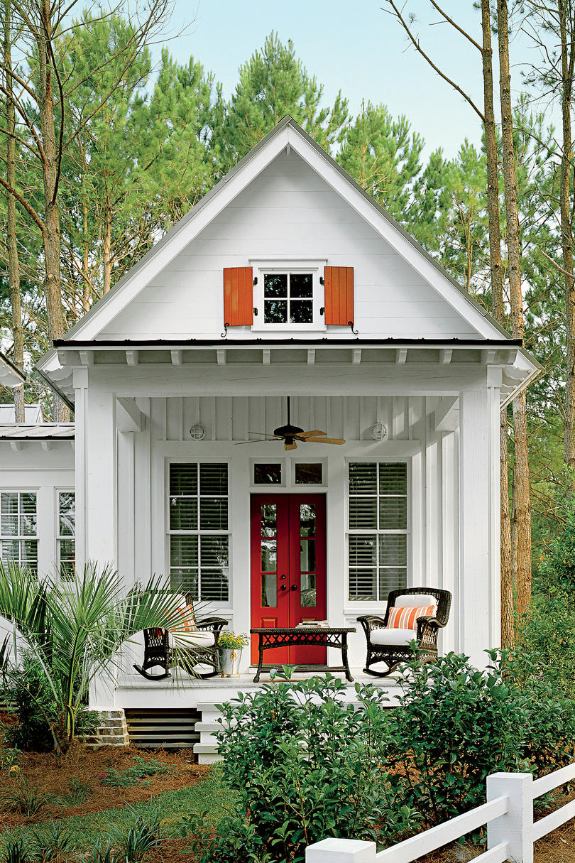 Farmhouse Plans Southern Living 2016 best-selling house plans - southern living