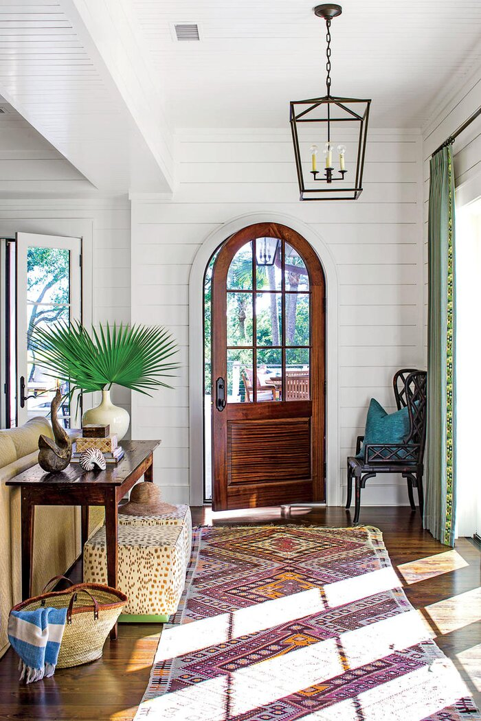 Beautiful Exterior Door Design With Gl Inserts For Entryway Designs In Clic Style