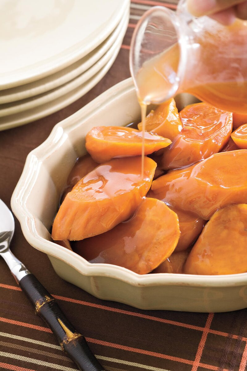 50 Best Thanksgiving Candied Yams