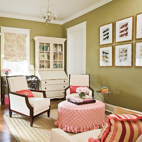Southern Home Decorating Ideas - Southern Living