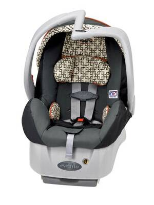 Evenflo Embrace Car Seat An Affordable No Frills