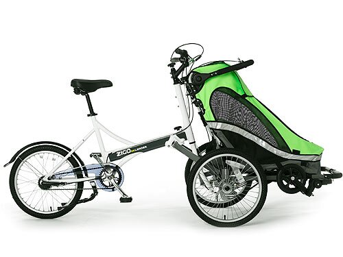 Review: Zigo\'s Leader X2 Bicycle | PEOPLE.com