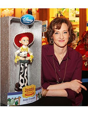 Joan Cusack Unveils New Toy Story 3 Jessie Doll People Com