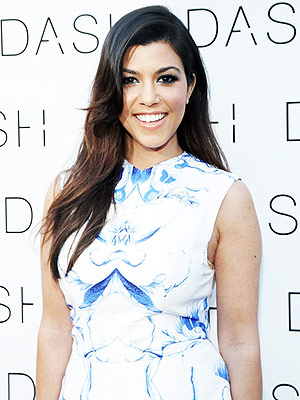 Kourtney Kardashian Why I Named My Son Reign Aston People Com