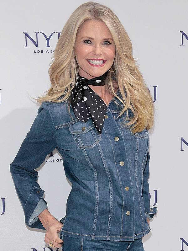 christie brinkley is launching wine prosecco line bellissima