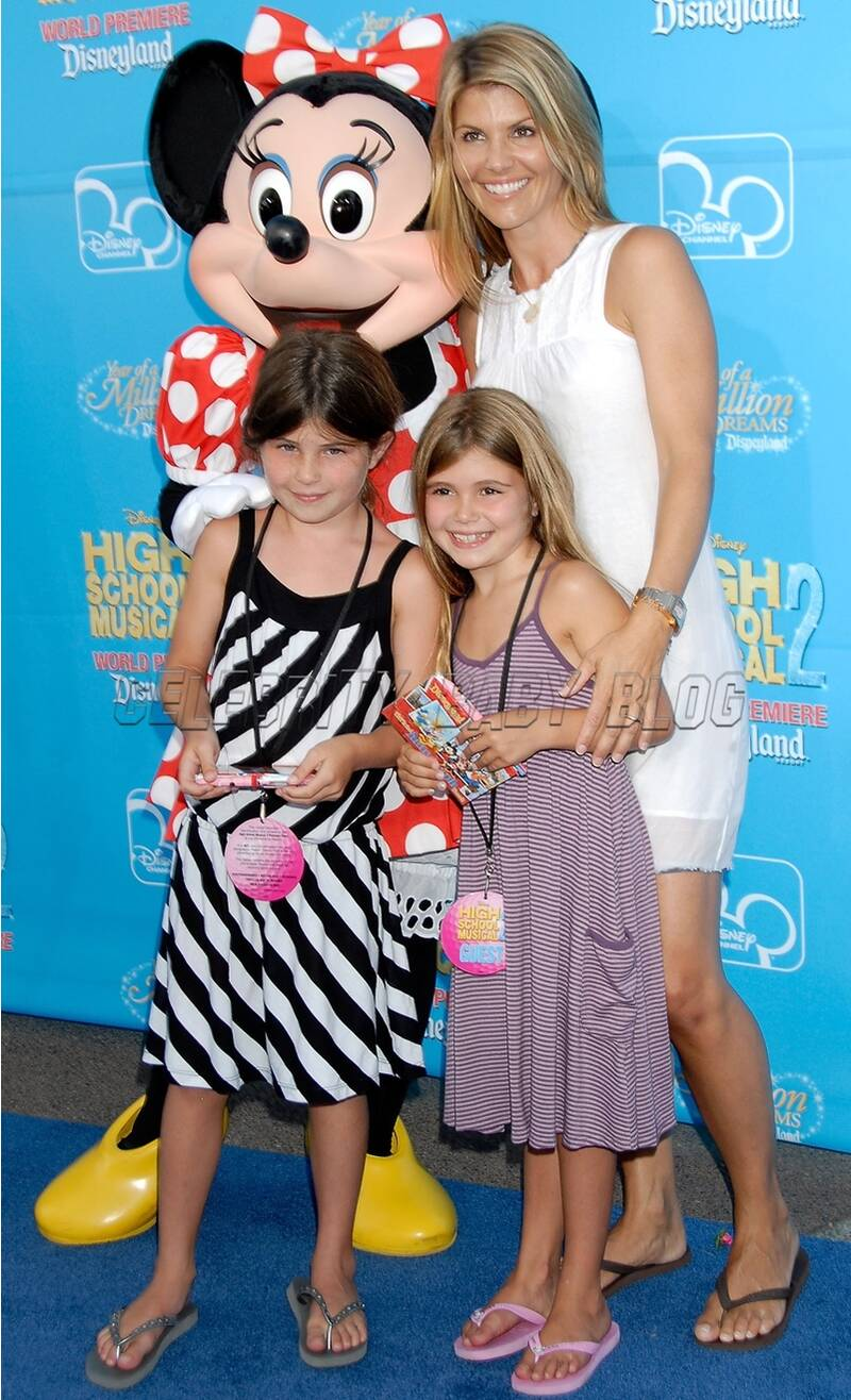 7 12 arrive to the world premiereof high school musical 2 held at the downtown disneydistrict at disneyland resort on august 14th in anaheimca
