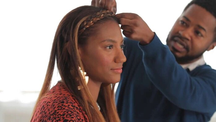 The Search For Your Next Protective Style Is A Daunting Task But Selecting Specific Hair Type Executing Styles Such As Braids Twists And Cornrows