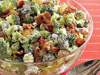 how to make broccoli coleslaw