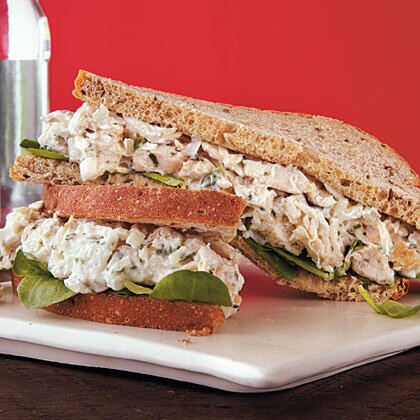 recipe: chicken salad sandwiches with canned chicken [2]