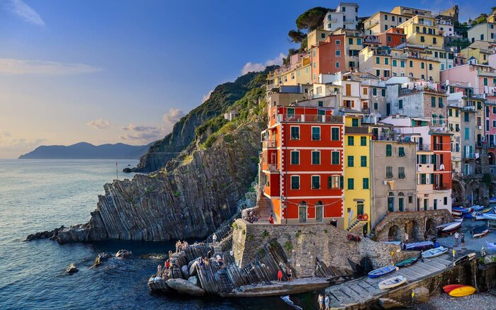 Image result for cinque terre italy