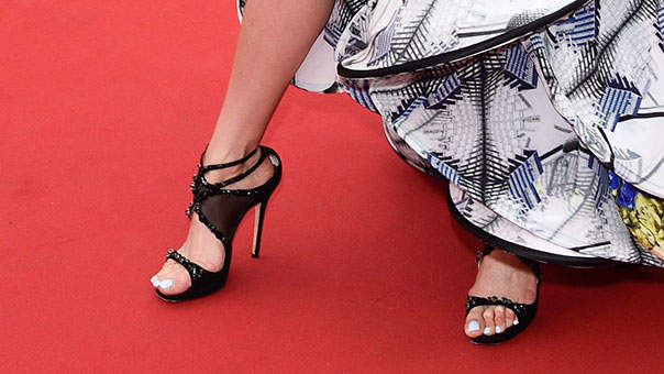 What High Heels Are Really Doing to Your Body - Health