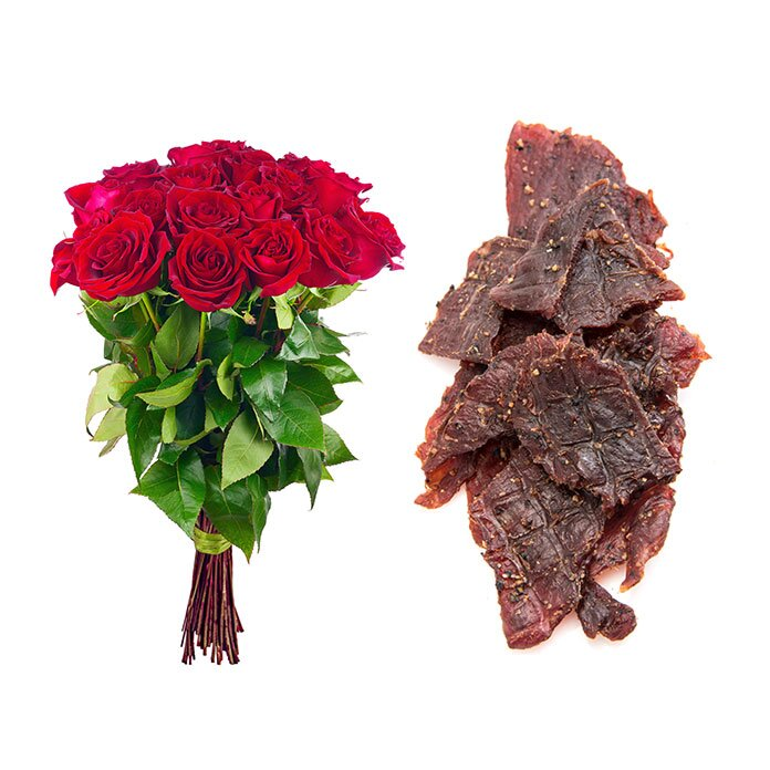 Broquets\' Are the Beef Jerky Flowers to Celebrate All Your Bro ...