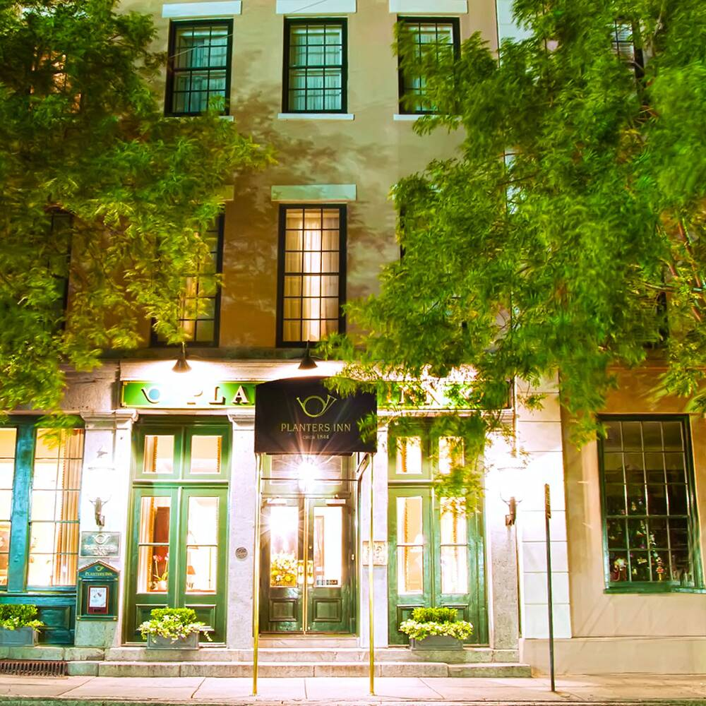 Best Hotels Charleston Planters Inn Fwx