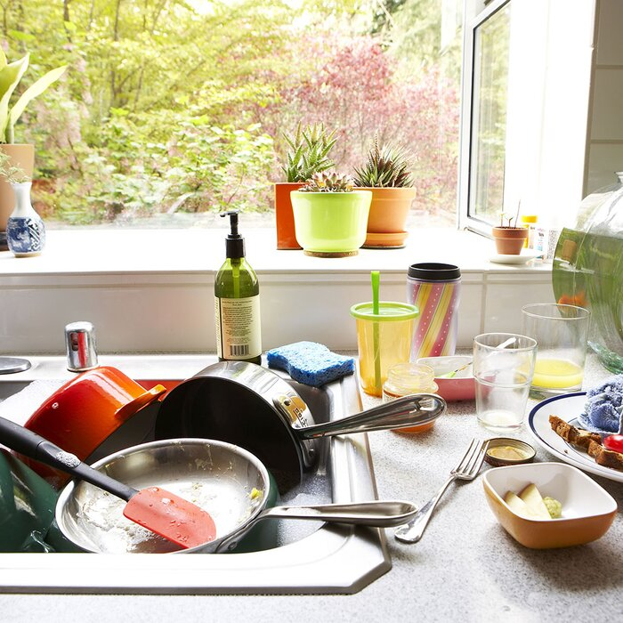 Study Reveals Our Messy Kitchens Are Making Us Fat | Food & Wine