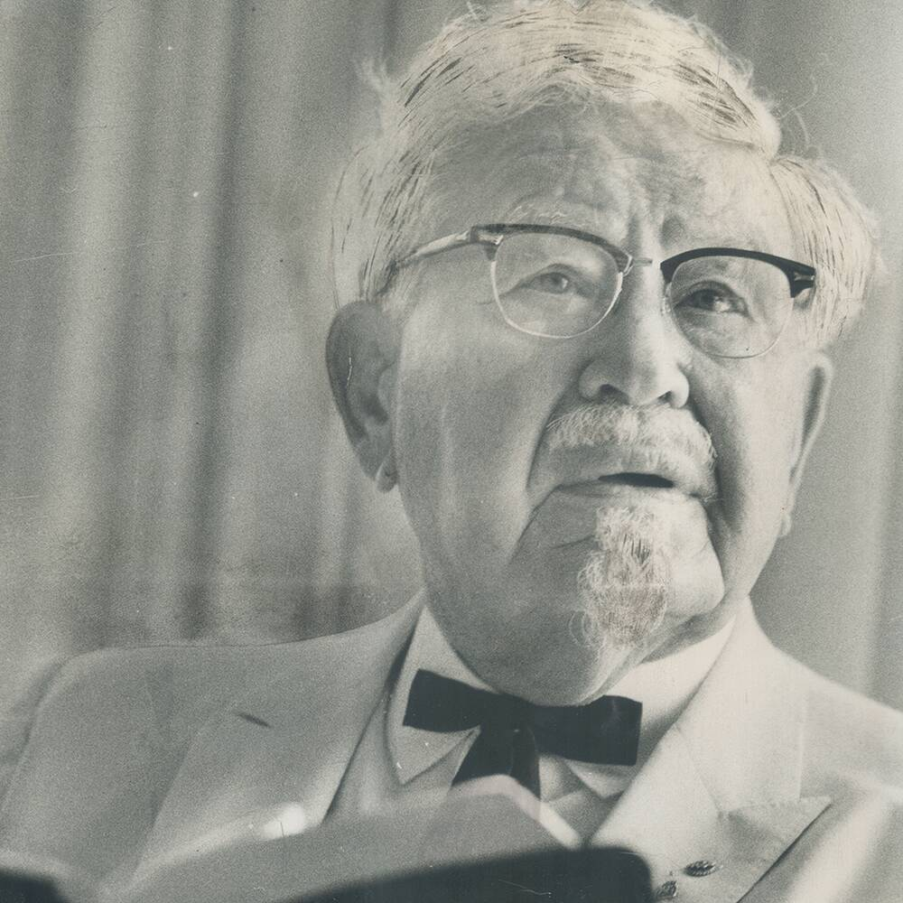 The Real Colonel Sanders Hated Everything That Kfc Became Food Wine