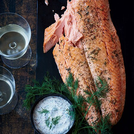 Your Salmon Might Be Lying To You Farm Raised Salmon Isnt