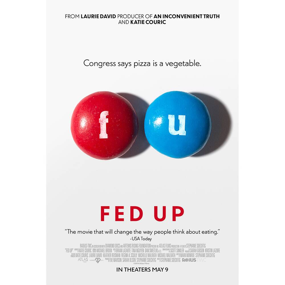 Drop the Cookie! Katie Couric\'s New Documentary Fed Up Should ...