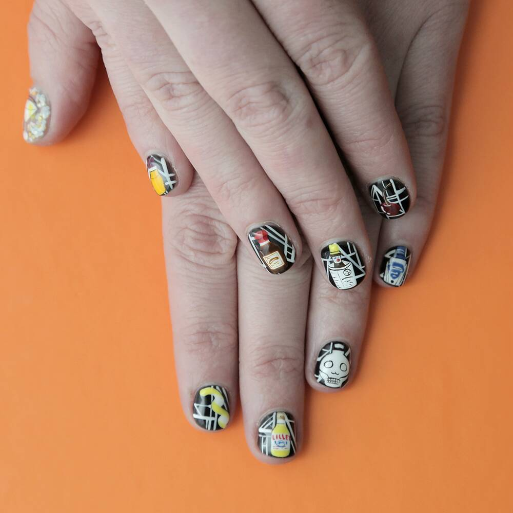 Introducing Nail Art Recipes So You Never Forget A Cocktail