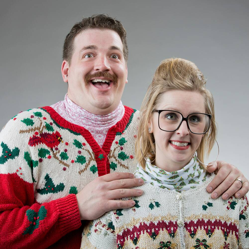 fwx ugly holiday sweaters - Funny Ugly Christmas Sweaters For Sale