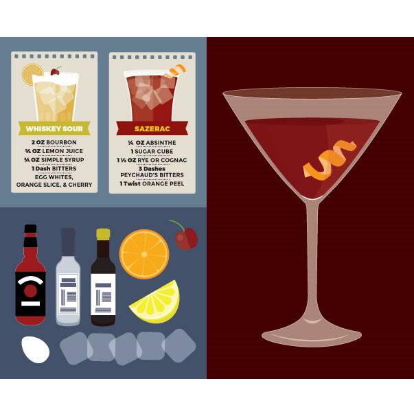 How to Build An Epic Home Bar | Food & Wine