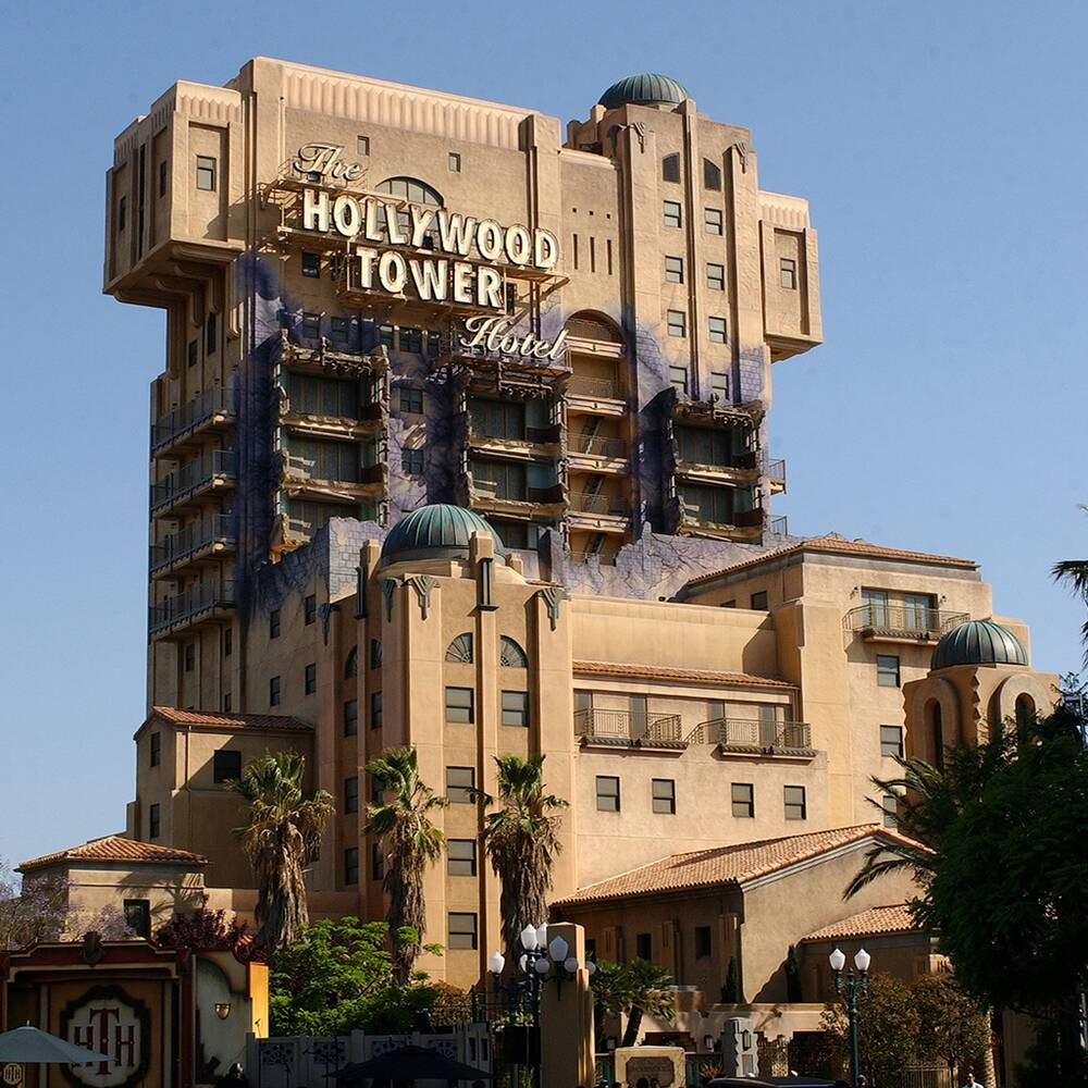 disney to open bar at its twilight zone tower of terror in hollywood
