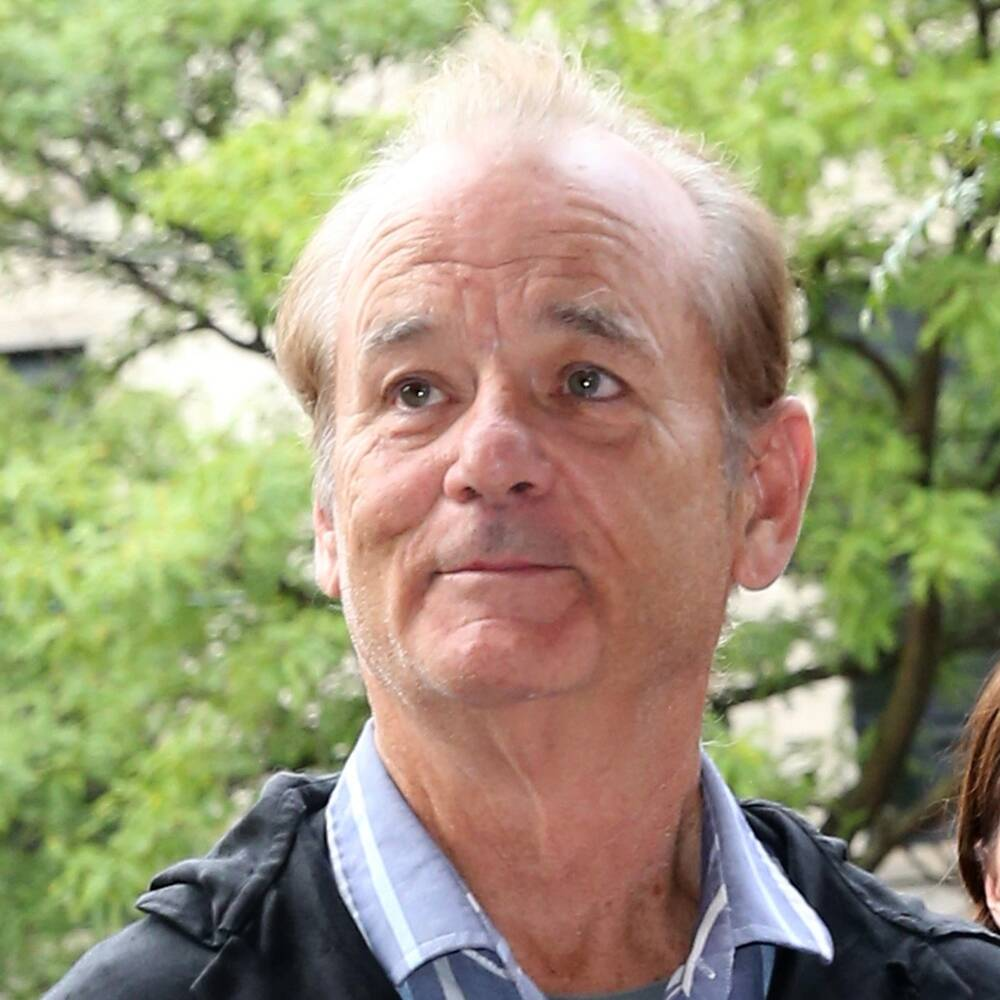 bill murray gets to steal french fries because he s bill murray