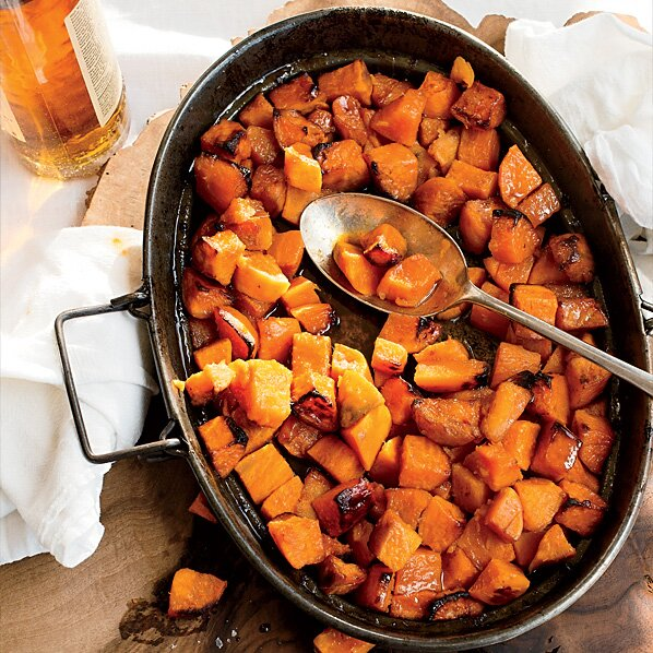 Candied sweet potatoes with bourbon recipe anthony bourdain food candied sweet potatoes with bourbon forumfinder Choice Image