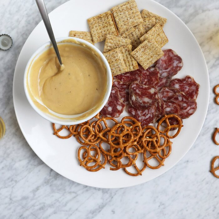 Warm beer and cheese dip recipe anna painter food wine warm beer and cheese dip forumfinder Image collections