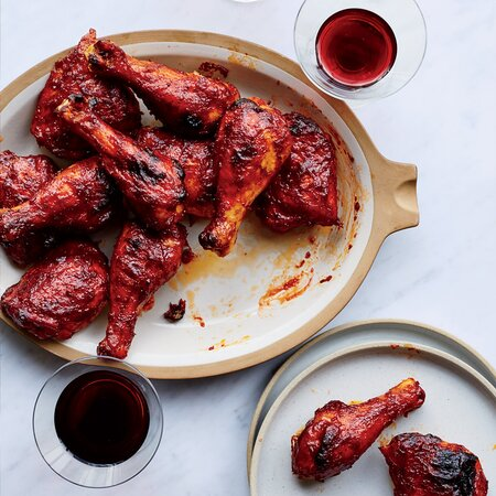 Bbq Chicken Recipes Food Wine