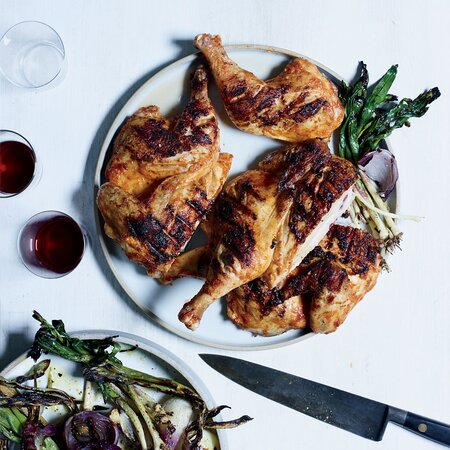 Whole Chicken Recipes Food Wine