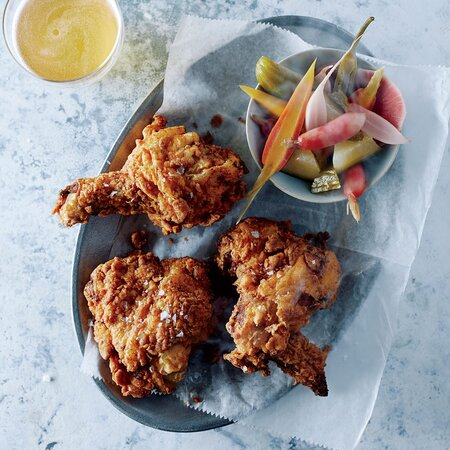 Best Ever Cold Fried Chicken Recipe Justin Chapple Food Wine
